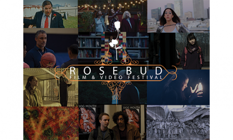 Rosebud Film Festival Collage 2018